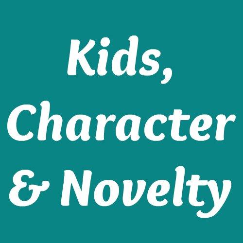 Kids, Character & Novelty