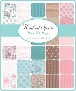 Kindred Spirit by Bunny Hill Designs for Moda Fabric