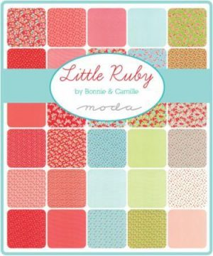 Little Ruby by Bonnie & Camille for Moda Fabric