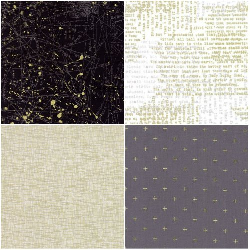 Modern Backgrounds Luster - Metallic