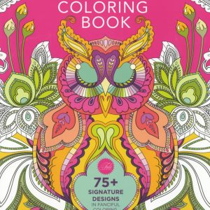 Tula Pink Colouring Book