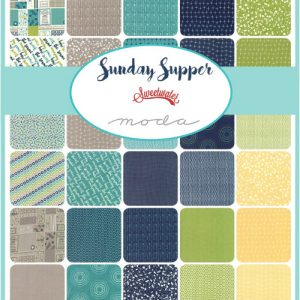 Sunday Supper by Sweetwater for Moda Fabric