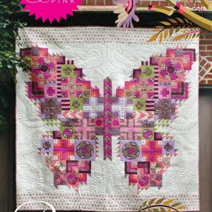 TP515 Tula Pink - Butterfly Quilt Pattern