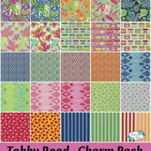 Tula Pink Tabby Road - Charm Pack