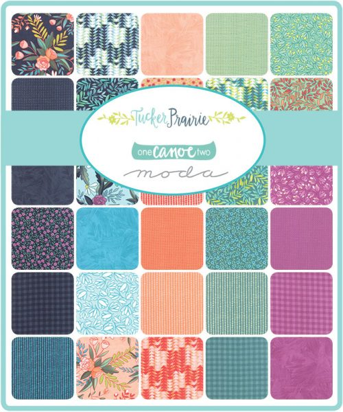 Tucker Prairie by One Canoe Two for Moda Fabric