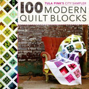 Tula Pink City Sampler - 100 Modern Quilt Blocks