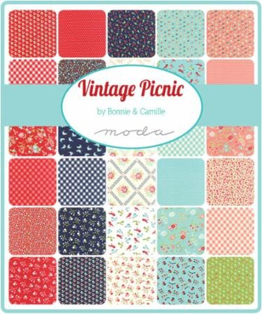 Vintage Picnic by Bonnie & Camille for Moda Fabric