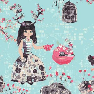 Katarina Roccella Wonderland - Wonderlandia Fondant