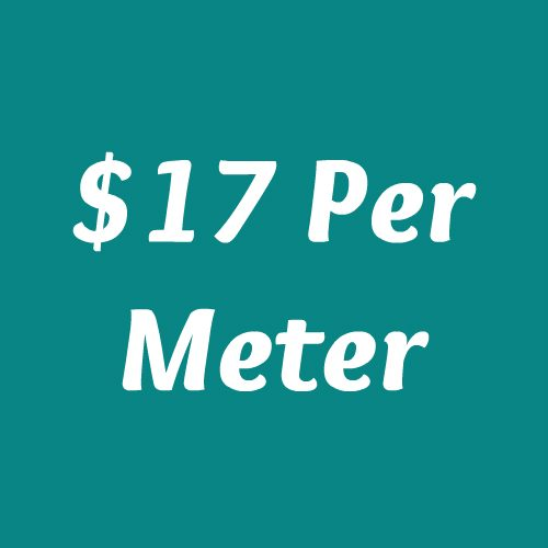 $17 Per Meter