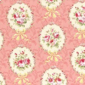 Lecien Rococo Sweet Cameo Pink