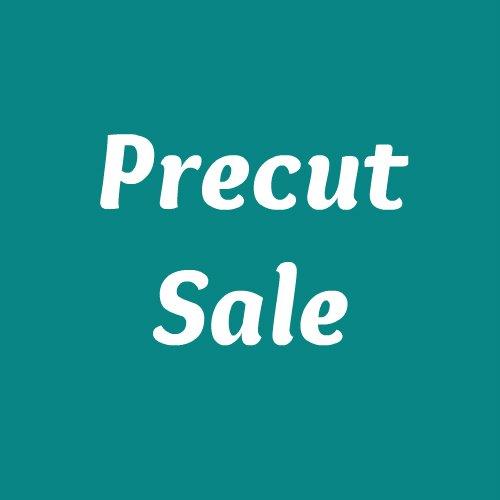 Precut & Kit Sale