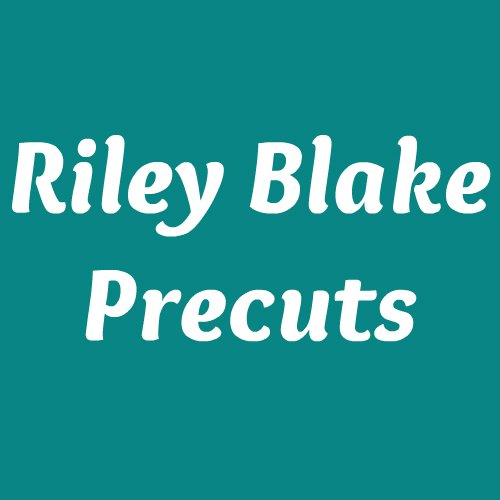 Riley Blake Precuts
