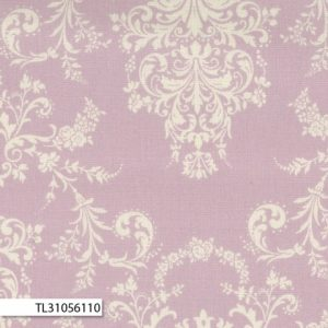 Rococco & Sweet - Damask Purple