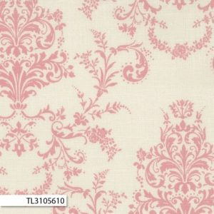 Rococco & Sweet - Damask White