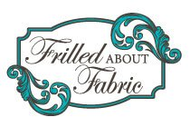 Frilled About Fabric Logo