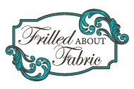 Frilled About Fabric Mobile Retina Logo
