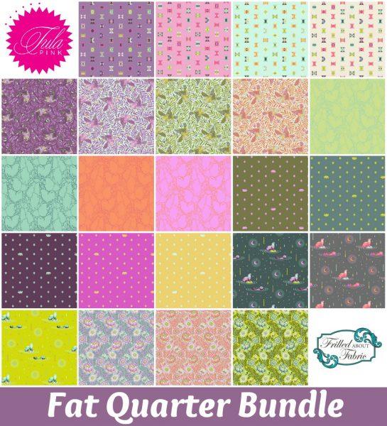 Tula Pink Spirit Animal - Fat Quarter Bundle