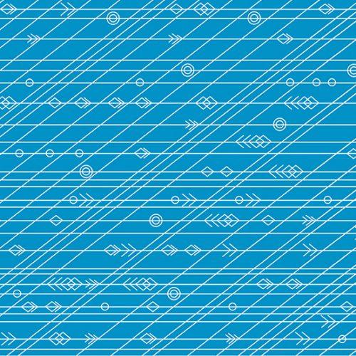 Andover - Alison Glass - Diving Board Latitude Tide - 8639-T