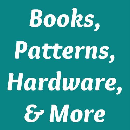 Tula Pink - Patterns, Books, Hardware, etc