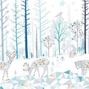 Dashwood Studios - Bethan Janine - Norrland Double Border Deers