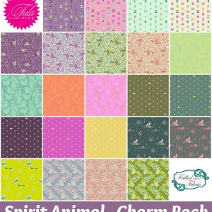 Tula Pink - Spirit Animal Charm Pack