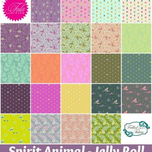 Tula Pink - Spirit Animal Design Roll