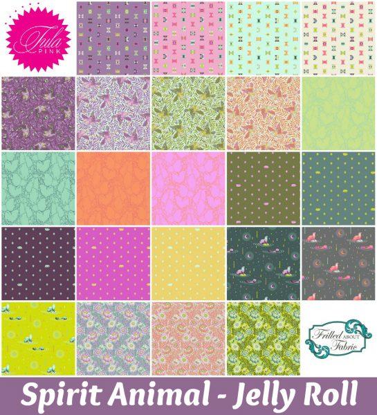 Tula Pink - Spirit Animal Design Roll