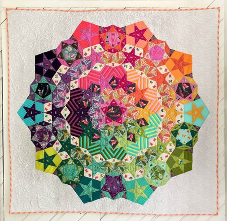 TULANOVAPP - Tula Nova Pattern and Paper Pieces Pack