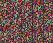 Art Gallery Fusions - Pretty Ditsy Spices Fusion FUS-S-706
