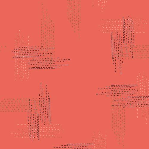 Art Gallery Fusions - FUS-W-606 Miss Thread Woodlands