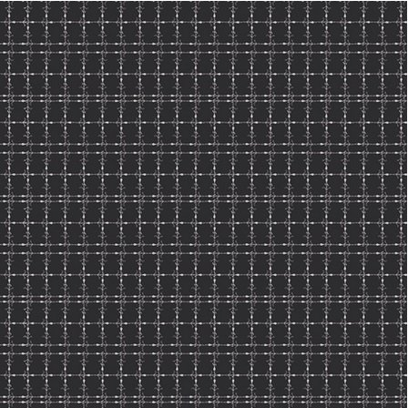 Art Gallery Fabric - Cleta - From Above Black CL-40041