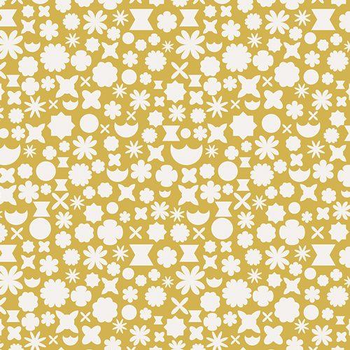 Art Gallery - Jeni Baker - Geometric Bliss - Polygons Bulbinella GBL-2435