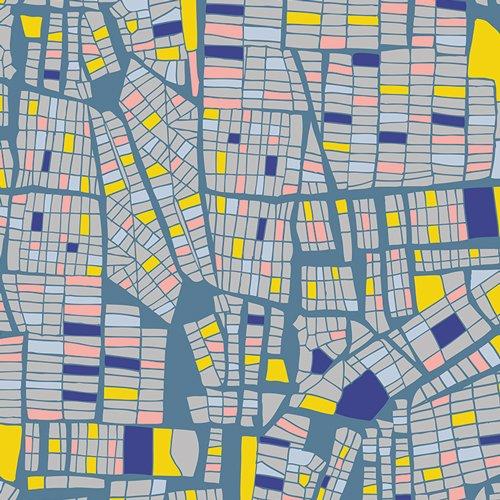 Art Gallery - Leah Duncan - Gramercy GRA-4504 Manhattans Dusk