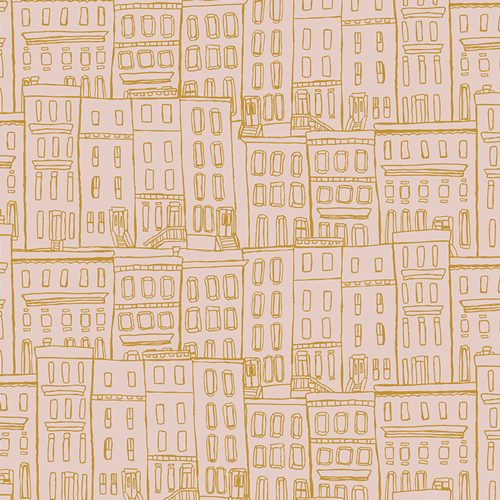 Art Gallery - Leah Duncan - Gramercy GRA-4505 Brownstones Washed