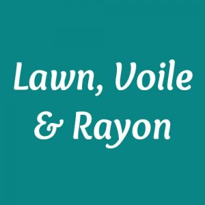 Lawn | Rayon | Voile
