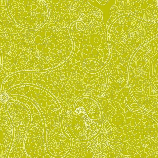 Alison Glass - Sun Print 2018 Depths Pear 8674-G