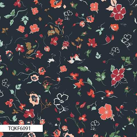 Art Gallery Fabric Woodland Fusions Joie De Clair Knit KF-6091