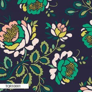 Art Gallery Floralia Fusion Stenciled Petals R1000-1