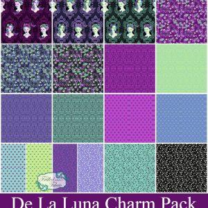 Free Spirit Tula Pink De La Luna Charm Pack