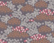 Art Gallery Fabrics Amy Sinibaldi - Dollhouse Tip Toe Dusk KNIT K-2080
