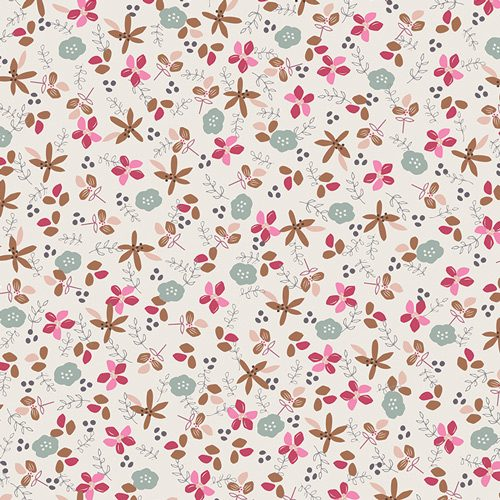 Art Gallery Fabrics Amy Sinibaldi - Dollhouse Jolie Fresh KNIT K-2084