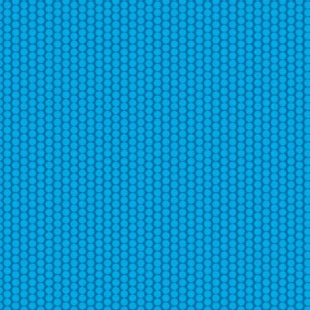Free Spirit Jennifer Paganelli Sugar Beach Polka Dots Blue PWJP143.BLUE