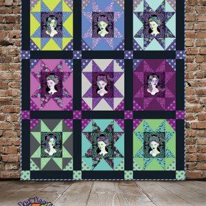 3 Dog Design Company - Carl Hentsch Enchanted Pattern 3DDC-158