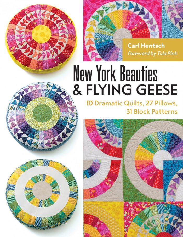 Carl Hentsch New York Beauties and Flying Geese 11208