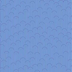 Tula Pink Zuma Tower 7 Aquamarine PWTP126.AQUA - Quilting Fabric Australia