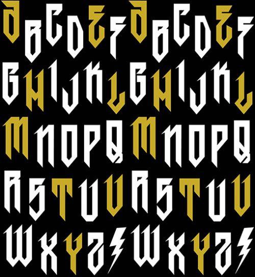 Andover Libs Elliott When Sparks Fly Text Me White on Black 8729-MK - Patchwork Fabric Australia