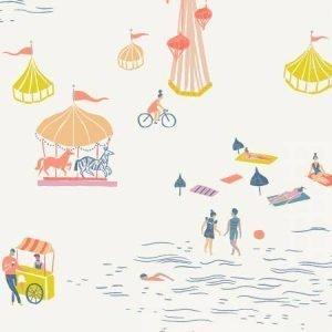 Dear Stella Seaside Carnival Seaside Carnival Multi SRR927- Fabric Australia