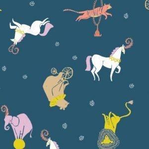 Dear Stella Seaside Carnival Merry Go Round Moonlight SRR928 - patchwork fabric