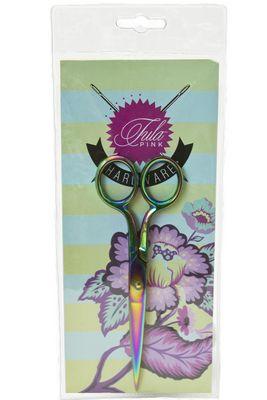 Tula Pink Hardware 6 inch straight scissors