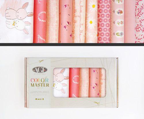 Art Gallery Colour Master 17 Rose Parfait